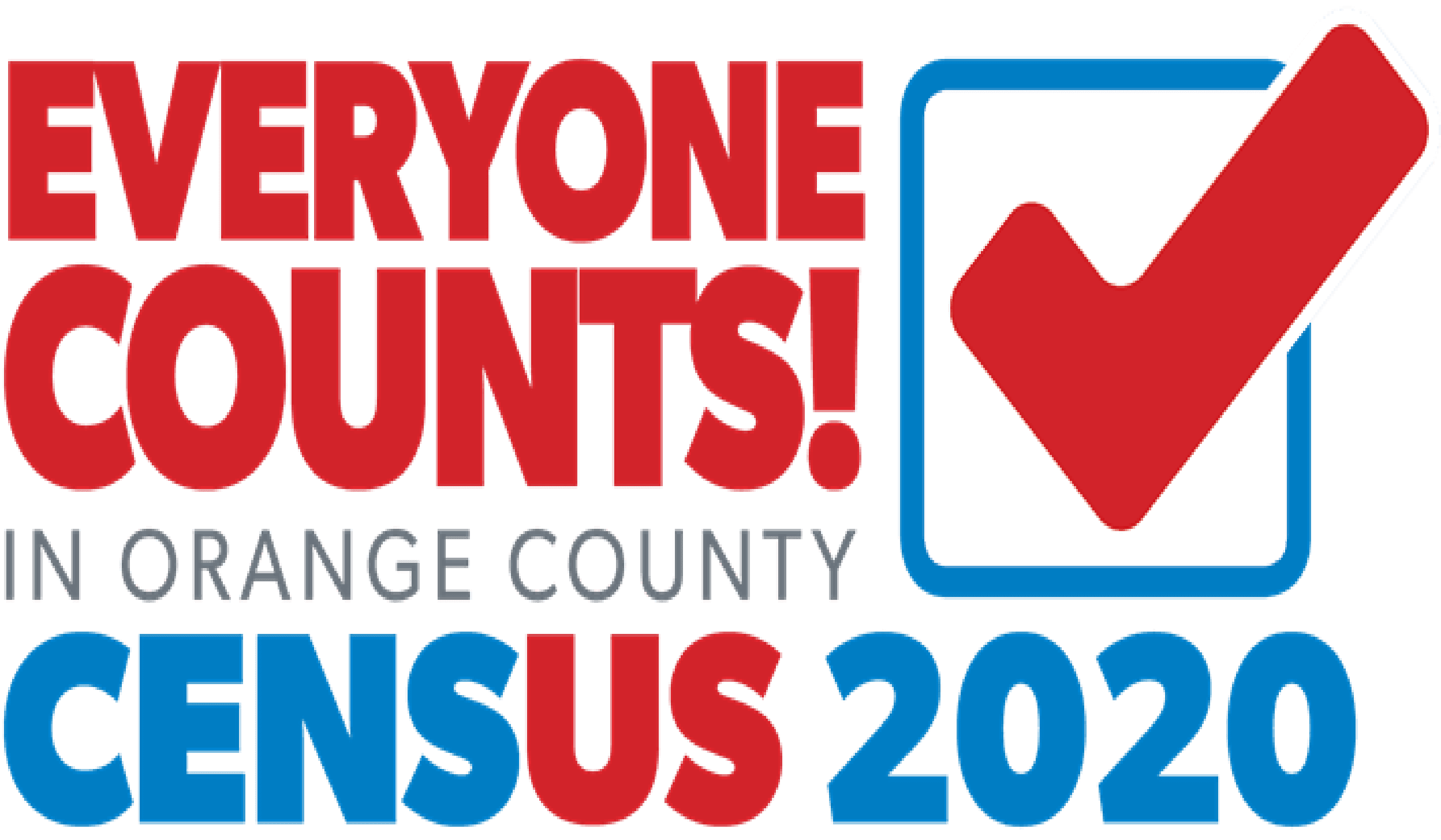 Everyone Counts in Orange County