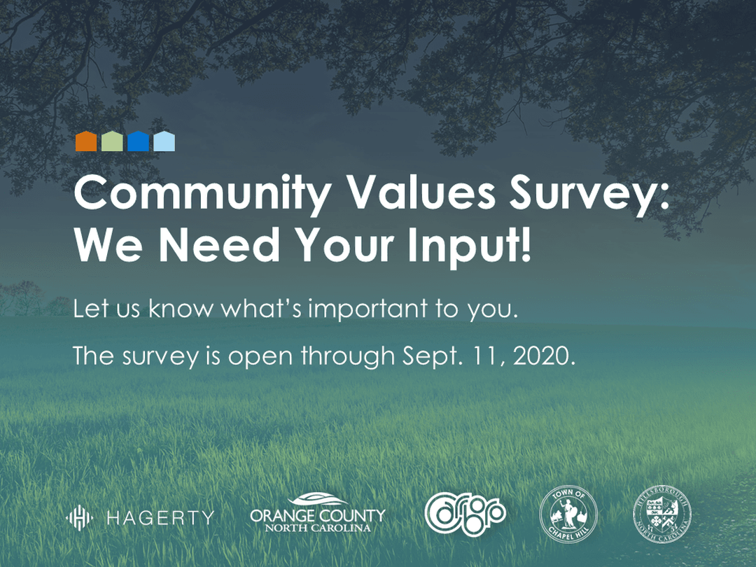 Community Values Survey
