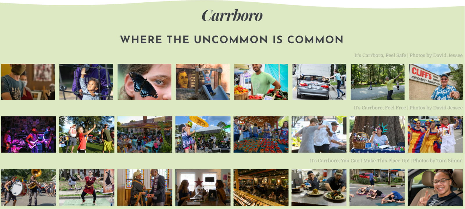 WheretheCommonIsUncommon